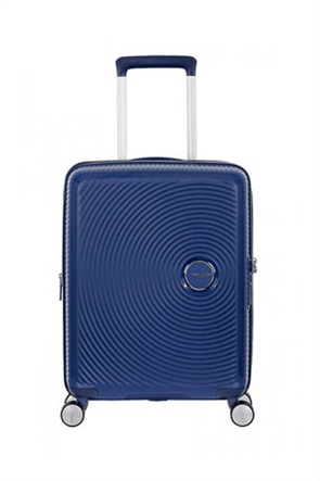 American Tourister unisex trolley σκληρή βαλίτσα καμπίνας ''Soundbox Spinner Expandable''