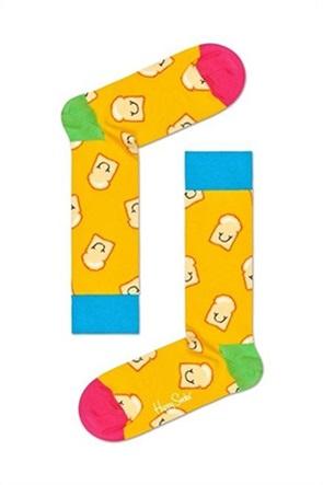 "Happy Socks unisex κάλτσες ""Tosty"""