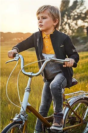 "Mayoral παιδικό τζην παντελόνι ξεβαμμένο ""Ecofriends"" (2-9 ετών)"