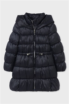 "Mayoral παιδικό μπουφάν με κουκούλα καπιτονέ ""Ecofriends""(8-16 ετών)"