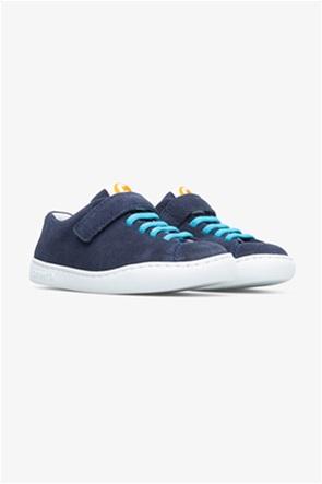 "Camper παιδικά suede παπούτσια με ελαστικά κορδόνια ""Peu"" (28-31)"