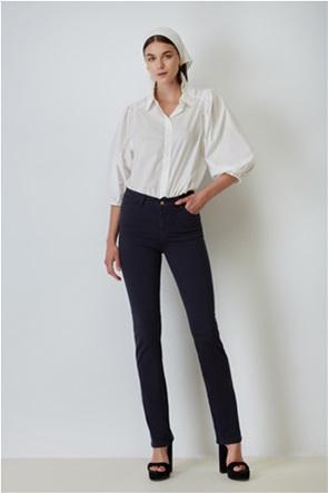 Sarah Lawrence Jeans γυναικείο παντελόνι πεντάτσεπο Straight Fit