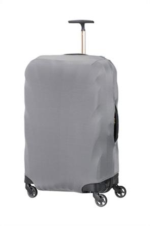 Samsonite κάλυμμα βαλίτσας μονόχρωμο