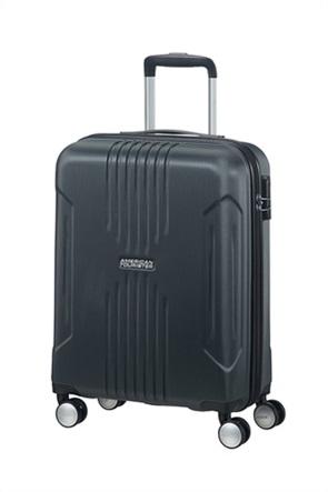 American Tourister unisex trolley σκληρή βαλίτσα καμπίνας ''Tracklite'' 55 x 40 x 20 cm