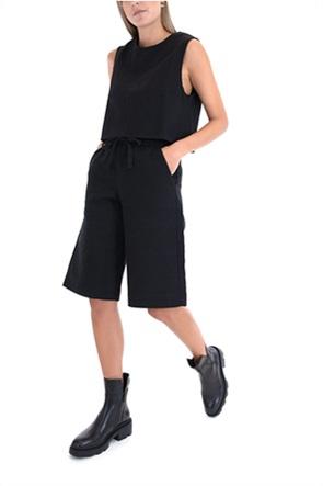 Black & Black γυναικεία βερμούδα ψηλόμεση