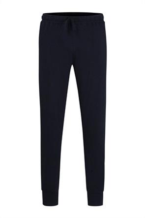 Götzburg ανδρικό homewear παντελόνι jogger με ελαστική μέση