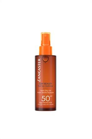 Lancaster Sun Beauty Satin Dry Oil SPF50 150 ml