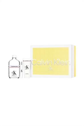 Calvin Klein Everyone Eau de Toilette 100 ml & Shower Gel 100 ml & Travel Spray 10 ml