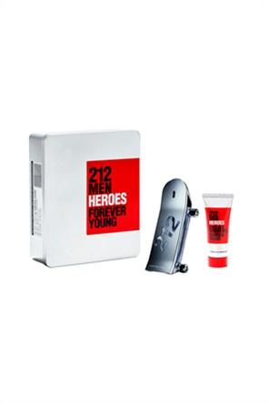 Carolina Herrera 212 Heroes Eau de Toilette 90 ml & Shower Gel 100 ml