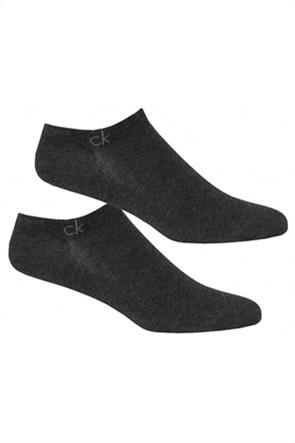 Calvin Klein σετ ανδρικές κάλτσες με κεντημένο λογότυπο (2 ζεύγη)