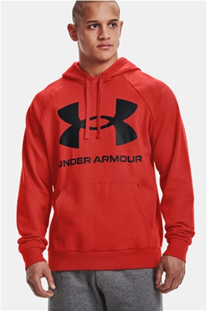 "Under Armour ανδρική μπλούζα φούτερ με κουκούλα ""Men's UA Rival Big logo"""