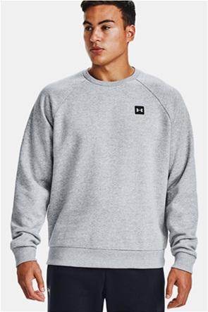 "Under Armour ανδρική μπλούζα φούτερ με logo patch ""UA Rival Crew"""