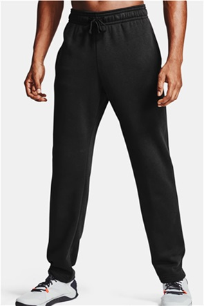 "Under Armour ανδρικό παντελόνι φόρμας με logo print ""Men's UA Rival Fleece"""