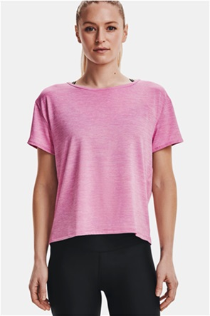"Under Armour γυναικεία μπλούζα με άνοιγμα στην πλάτη ""UA Tech™ Vent"""