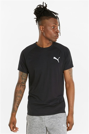 "Puma ανδρικό T-shirt με logo print ""Evostripe"""