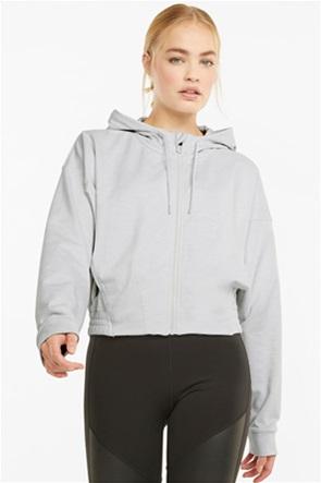 "Puma γυναικεία ζακέτα φούτερ "" Cloudspun Full-Zip """