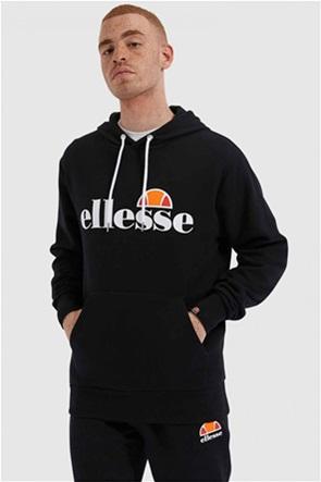"Ellesse ανδρικό φούτερ με κουκούλα και logo print ""Gottero"""
