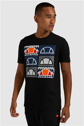 "Ellesse ανδρικό T-shirt με logo print ""Romal"""