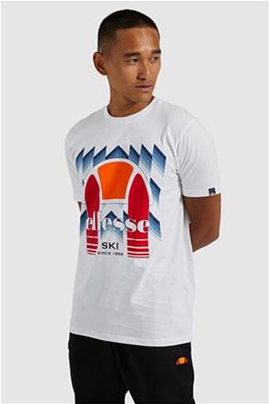 "Ellesse ανδρικό T-shirt με graphic print ""Illyrio Tee"""