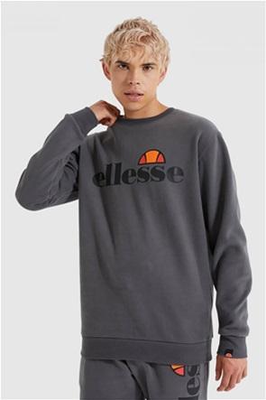 Ellesse ανδρική φούτερ μπλούζα με logo print ''Succiso''