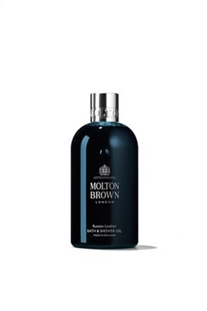 Molton Brown Russian Leather Bath & Shower Gel 300 ml