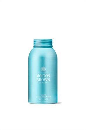 Molton Brown Coastal Cypress & Sea Fennel Bath Salts 300 gr