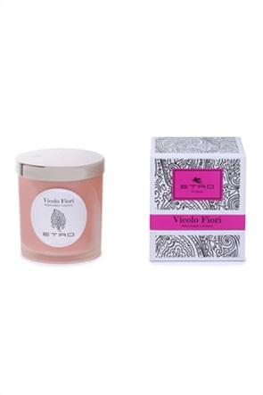 Etro Perfumed Candle Vicolo Fiori