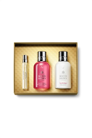 Molton Brown Fiery Pink Pepper Fragrance Collection 2 x 100 ml + 1 x 75 ml