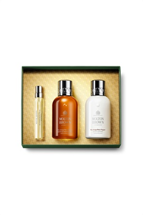 Molton Brown Re-Charge Black Pepper Fragrance Collection 2 x 100 ml + 1 x 75 ml