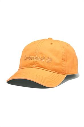 "Timberland ανδρικό καπελο jockey με κεντημένο λογότυπο ""Cooper Hill"""