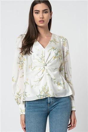 "Ted Baker γυναικεία γυναικεία μπλούζα με floral print ""Philiis"""