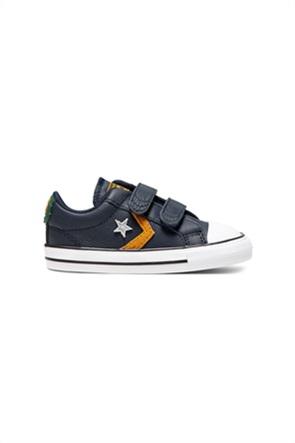 "Converse παιδικά sneakers με Velcro λουράκια ""Star Player 2V"""