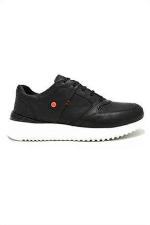 Robinson ανδρικά sneakers με contrast λεπτομέρειες
