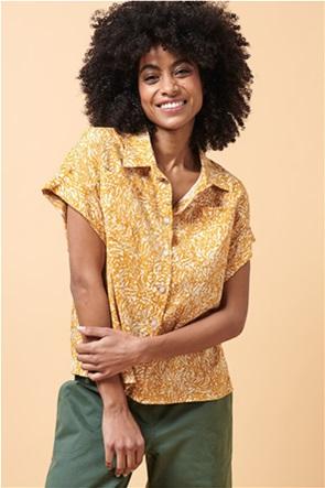 La Fee Maraboutee γυναικείο εμπριμέ πουκάμισο