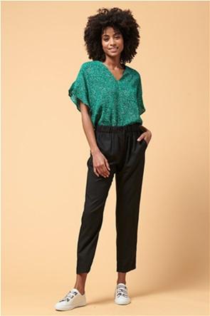 La Fee Maraboutee γυναικείο παντελόνι με ελαστική μέση
