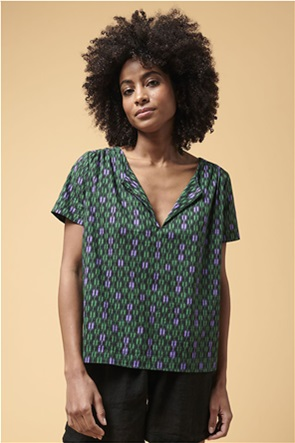La Fee Maraboutee γυναικεία μπλούζα με all-over print