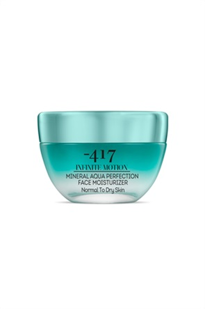 Minus 417 Mineral Aqua Perfection Face Moisturizer Normal To Dry 50 ml
