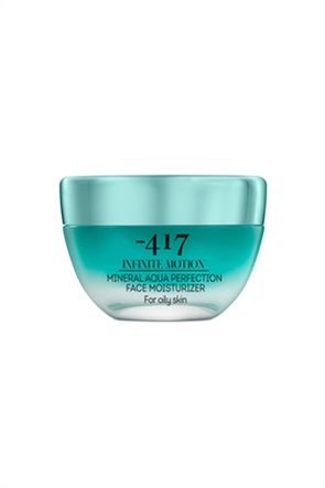 -417 Mineral Aqua Perfection Face Moisturizer For Oily Skin 50 ml