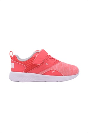 Puma παιδικά αθλητικά παπούτσια Running με κορδόνια και Velcro ''Low NRGY Comet''