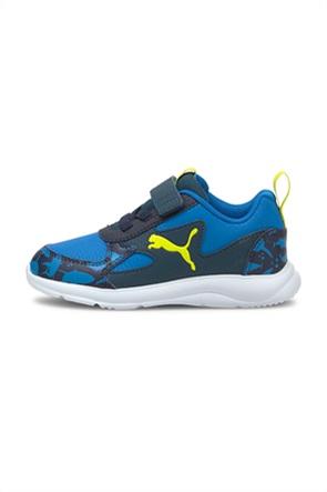 Puma παιδικά sneakers με logo print ''Fun Racer''