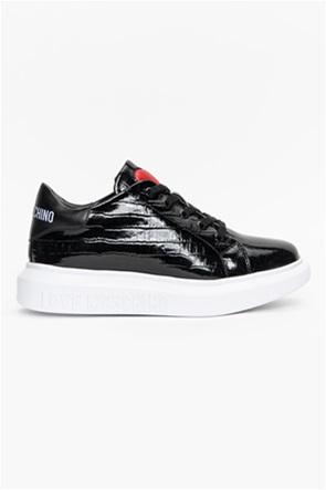 Love Moschino γυναικεία sneakers με καρδούλα