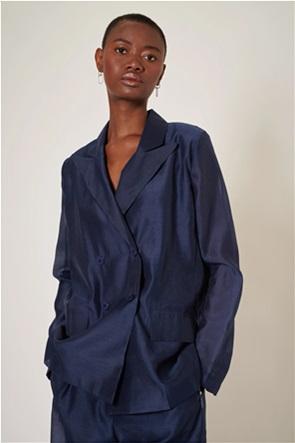 "Ghospell γυναικείο σακάκι oversized ""Strategy"""