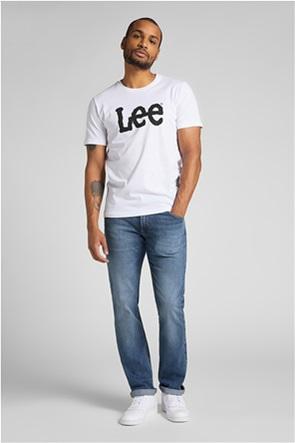 "Lee ανδρικό T-shirt με logo print ""Wobbly"""