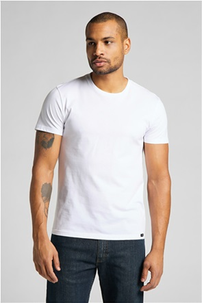 Lee σετ ανδρικές μπλούζες μονόχρωμες ''Twin Pack'' (2 τεμάχια)