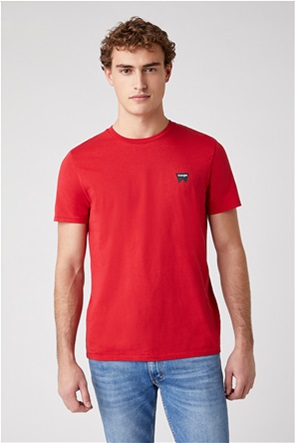 "Wrangler ανδρικό Τ-shirt με logo print ""Sign Off Τee"""