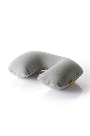 Travel Blue μαξιλάρι λαιμού ταξιδίου fleece