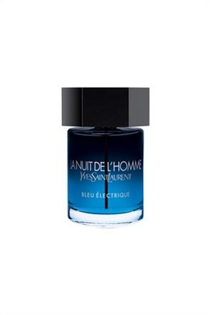 Yves Saint Laurent La Nuit De L'Homme Bleu Electrique Eau De Toilette Intense 100 ml