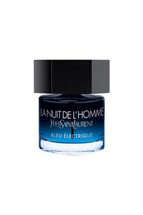 Yves Saint Laurent La Nuit De L'Homme Bleu Electrique Eau De Toilette Intense 60 ml
