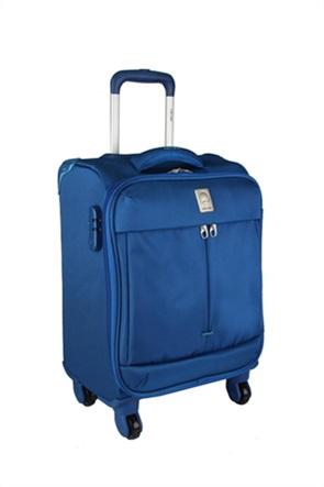 "Delsey βαλίτσα trolley soft ""Flight"" 55 x 40 x 20 cm"