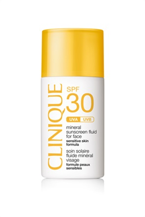 Clinique SPF 30 Mineral Sunscreen Fluid For Face 30 ml